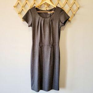 Slate Grey Workwear Dress (s12) Office Corporate